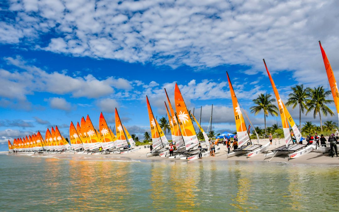 22nd Hobie Worlds 16 Final Report and Photos